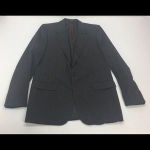 Lanvin Paris Suit Jacket Size 42R